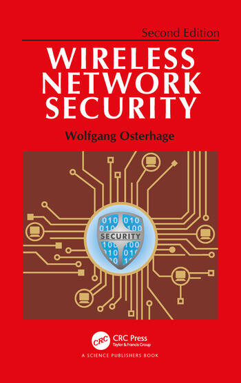 Wireless Network Security Second Edition book cover