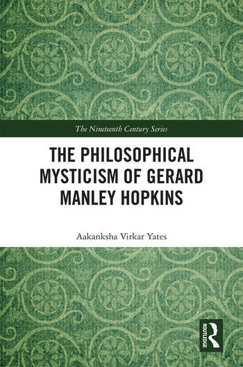 The Philosophical Mysticism of Gerard Manley Hopkins book cover