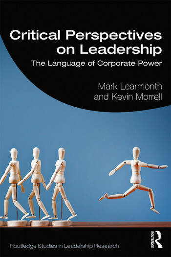 Critical Perspectives on Leadership The Language of Corporate Power book cover
