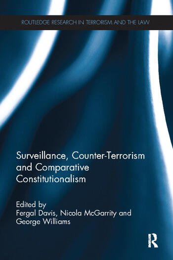 Surveillance, Counter-Terrorism and Comparative Constitutionalism book cover