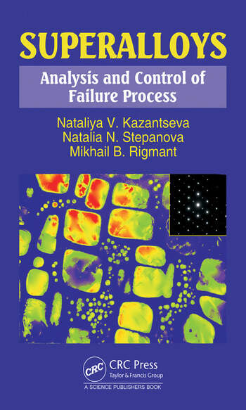 Superalloys Analysis and Control of Failure Process book cover
