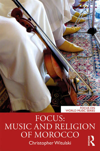 Focus: Music and Religion of Morocco book cover