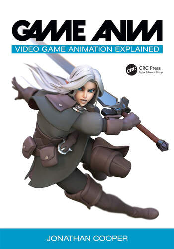 Game Anim Video Game Animation Explained book cover