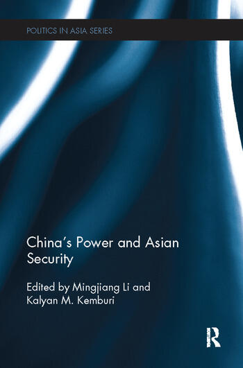 China's Power and Asian Security book cover