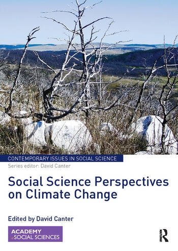 Social Science Perspectives on Climate Change book cover