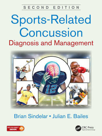 Sports-Related Concussion Diagnosis and Management, Second Edition book cover