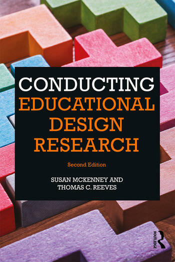 Conducting Educational Design Research book cover