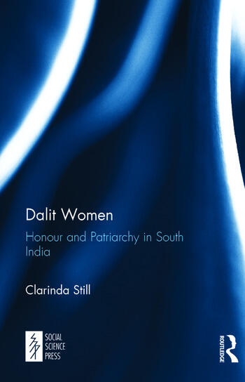 Dalit Women Honour and Patriarchy in South India book cover