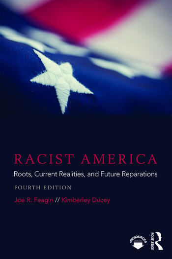 Racist America Roots, Current Realities, and Future Reparations book cover