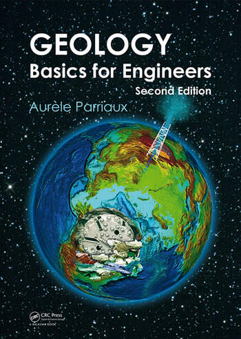 Geology Basics for Engineers, Second Edition book cover