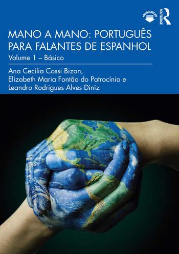 Mano a Mano: Português para falantes de espanhol Volume 1 – Básico book cover