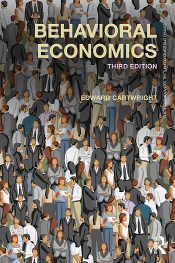 Behavioral Economics book cover