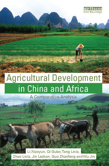 Agricultural Development in China and Africa A Comparative Analysis book cover