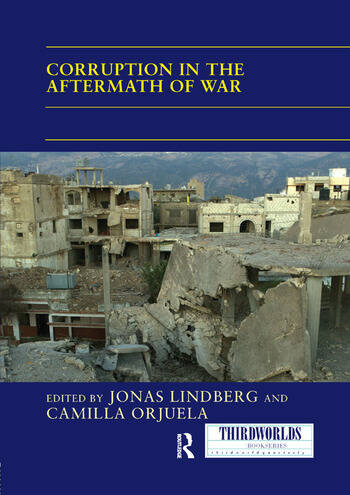 Corruption in the Aftermath of War book cover
