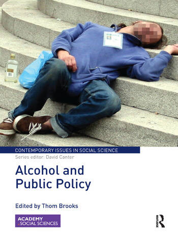 Alcohol and Public Policy book cover