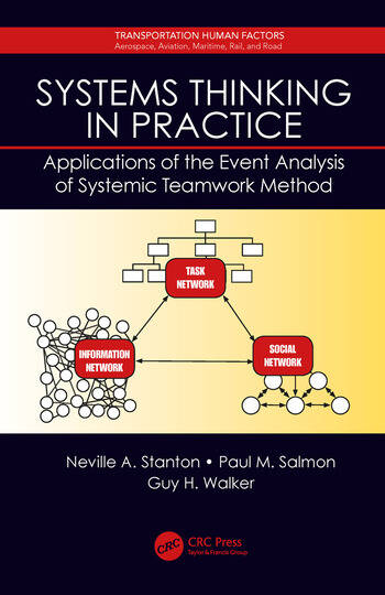 Systems Thinking in Practice Applications of the Event Analysis of Systemic Teamwork Method book cover