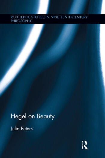Hegel on Beauty book cover