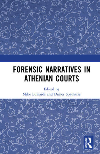 Forensic Narratives in Athenian Courts book cover