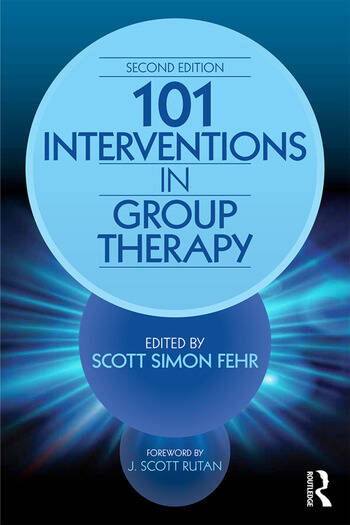 101 Interventions in Group Therapy book cover