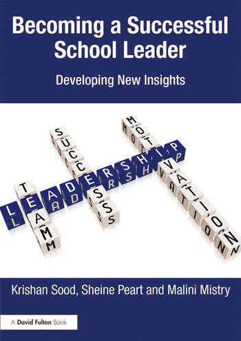 Becoming a Successful School Leader Developing New Insights book cover
