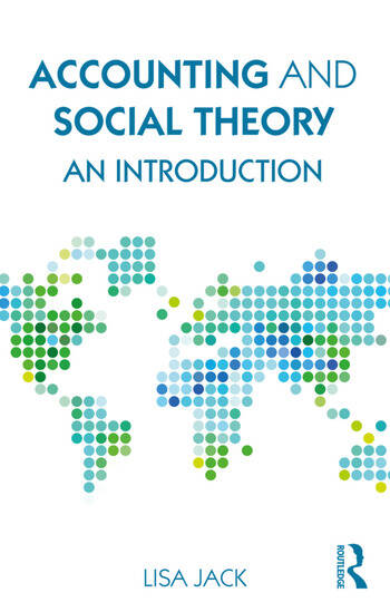 Accounting and Social Theory An introduction book cover