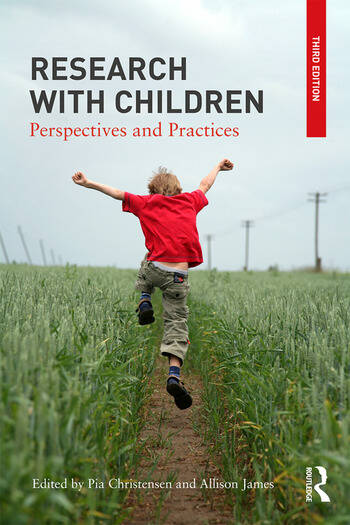 Research with Children Perspectives and Practices book cover