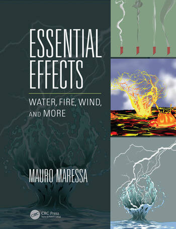 Essential Effects Water, Fire, Wind, and More book cover