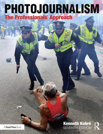 Photojournalism The Professionals' Approach book cover