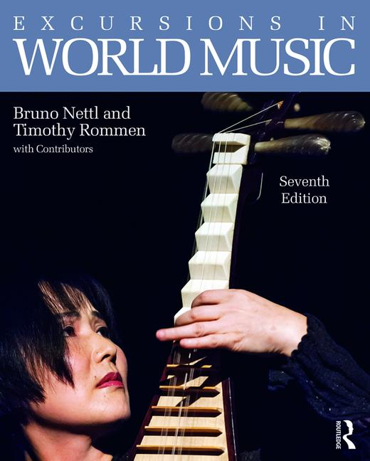 Excursions in World Music, Seventh Edition book cover