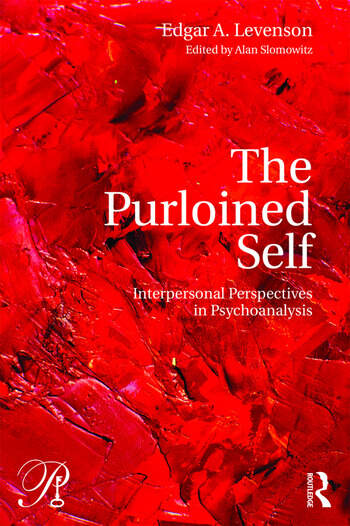 The Purloined Self Interpersonal Perspectives in Psychoanalysis book cover