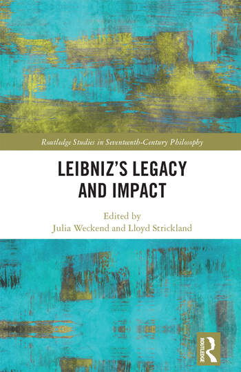 Leibniz's Legacy and Impact book cover