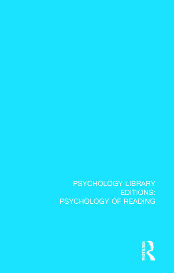 Psychophysiological Aspects of Reading and Learning book cover