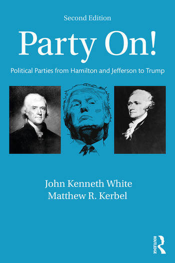 Party On! Political Parties from Hamilton and Jefferson to Trump book cover