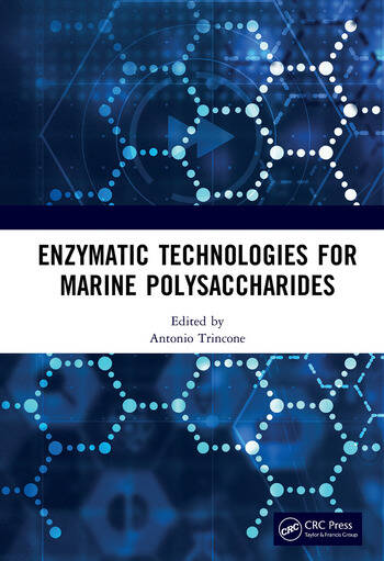 Enzymatic Technologies for Marine Polysaccharides book cover