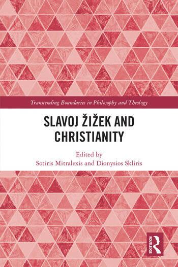 Slavoj Žižek and Christianity book cover