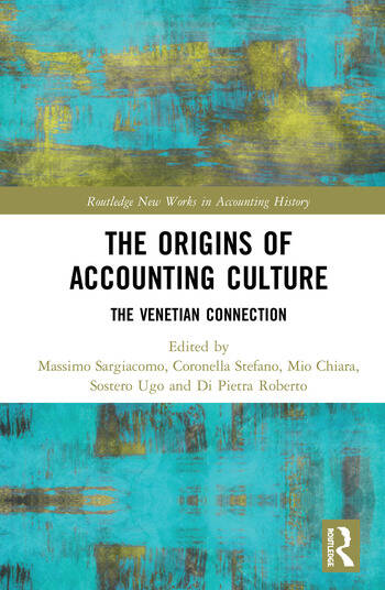 The Origins of Accounting Culture The Venetian Connection book cover