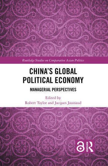 China's Global Political Economy Managerial Perspectives book cover