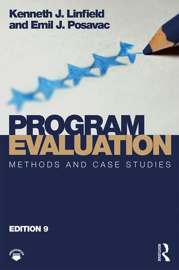 Program Evaluation Methods and Case Studies book cover
