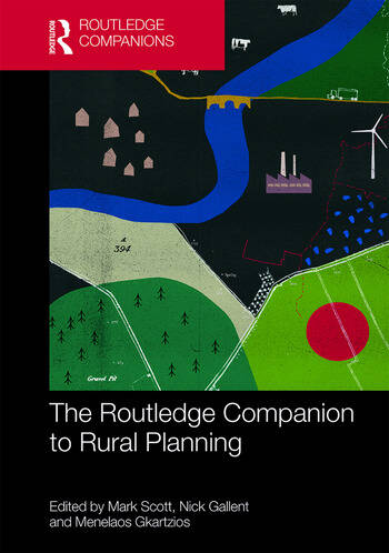 The Routledge Companion to Rural Planning book cover