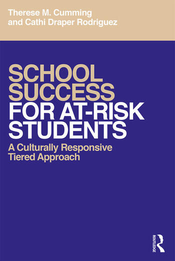 School Success for At-Risk Students A Culturally Responsive Tiered Approach book cover