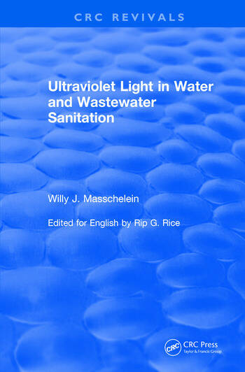 Ultraviolet Light in Water and Wastewater Sanitation (2002) book cover
