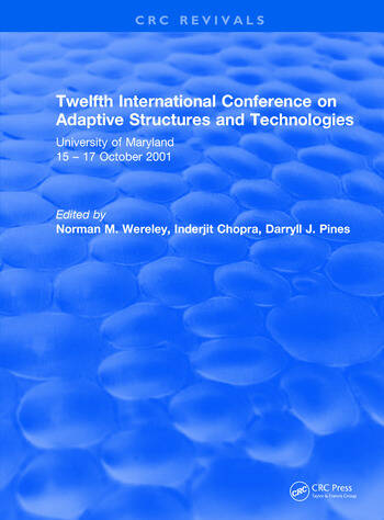 Twelfth International Conference on Adaptive Structures and Technologies book cover
