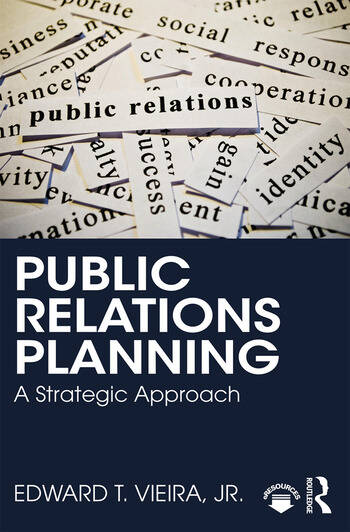 Public Relations Planning A Strategic Approach book cover
