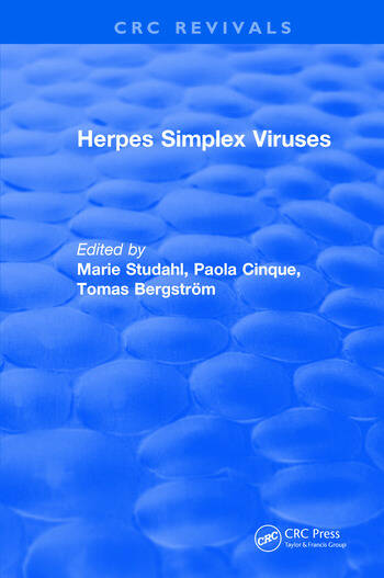 Herpes Simplex Viruses book cover