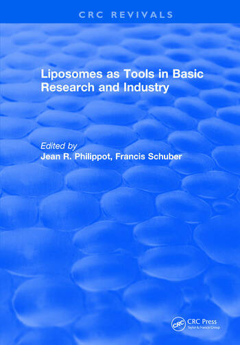 Liposomes as Tools in Basic Research and Industry (1994) book cover