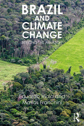 Brazil and Climate Change Beyond the Amazon book cover