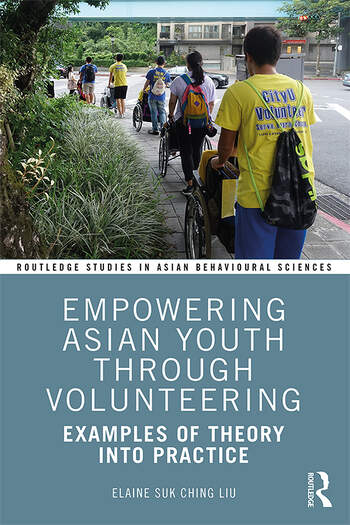 Empowering Asian Youth through Volunteering Examples of Theory into Practice book cover
