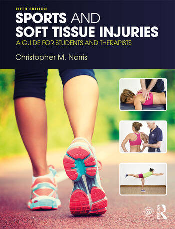 Sports and Soft Tissue Injuries A Guide for Students and Therapists book cover
