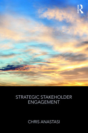 Strategic Stakeholder Engagement book cover