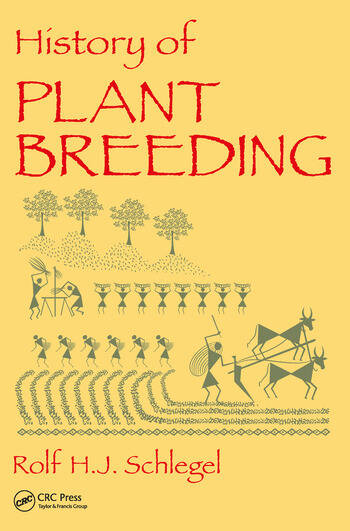 History of Plant Breeding book cover